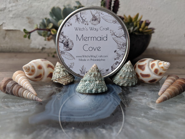 Mermaid Cove - Scented Soy Candle