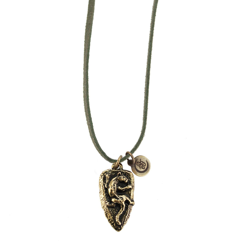 Panther Talisman - Necklace by DYJ