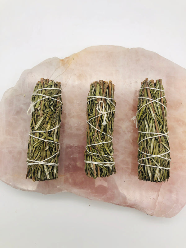 Rosemary Sacred Smoke Cleansing Stick