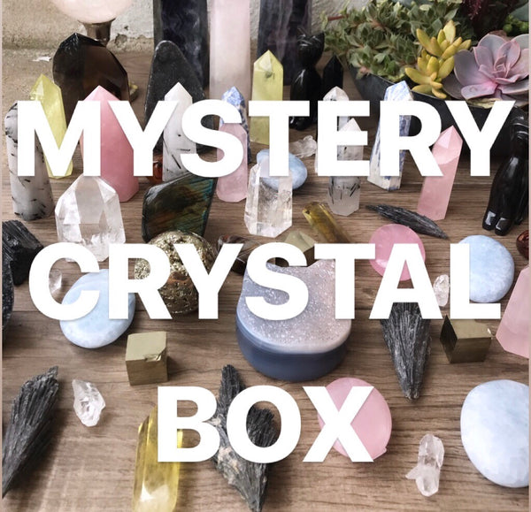 Mystery Crystal Box