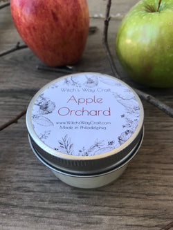 Apple Orchard - Scented Soy Candle