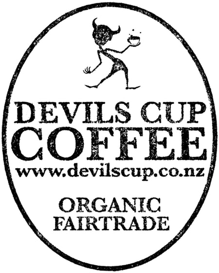 Devils Cup Coffee