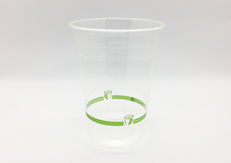 Biodegradable Smoothy Cup 500ml