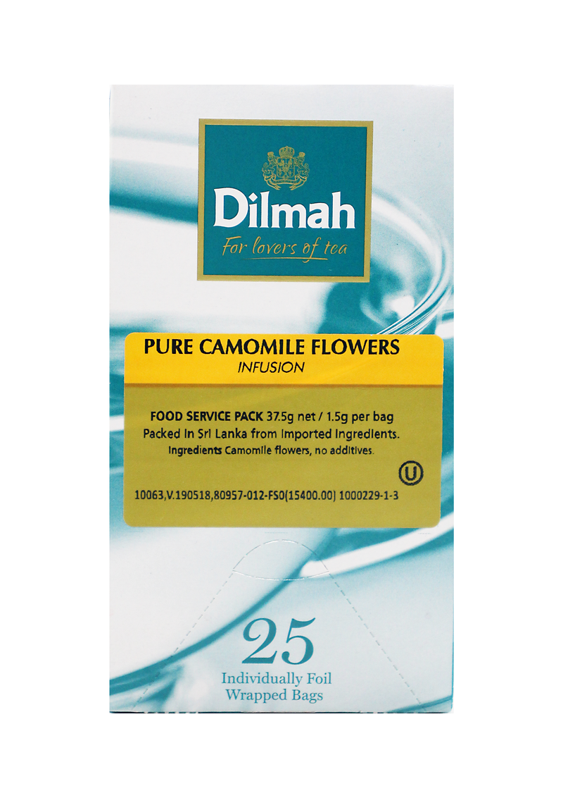 Pure Camomile Flower X 25