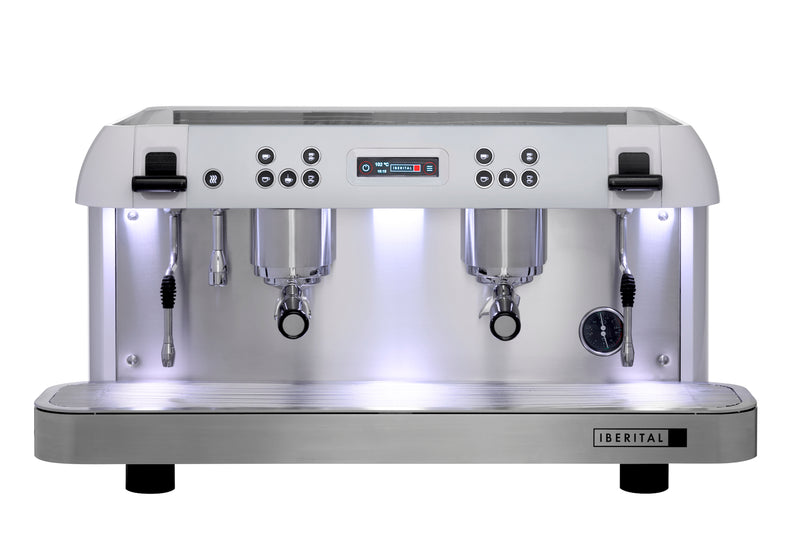 Iberital Expression Pro 2 Group Espresso Machine