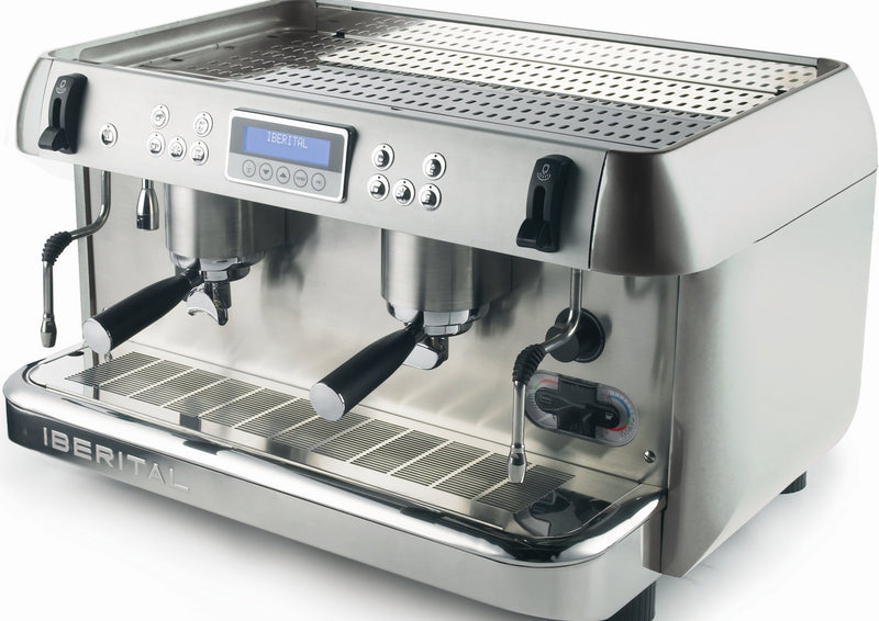 New Iberital 2 Group Espresso Machine