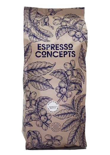 Nicaraguan Black Forest Coffee