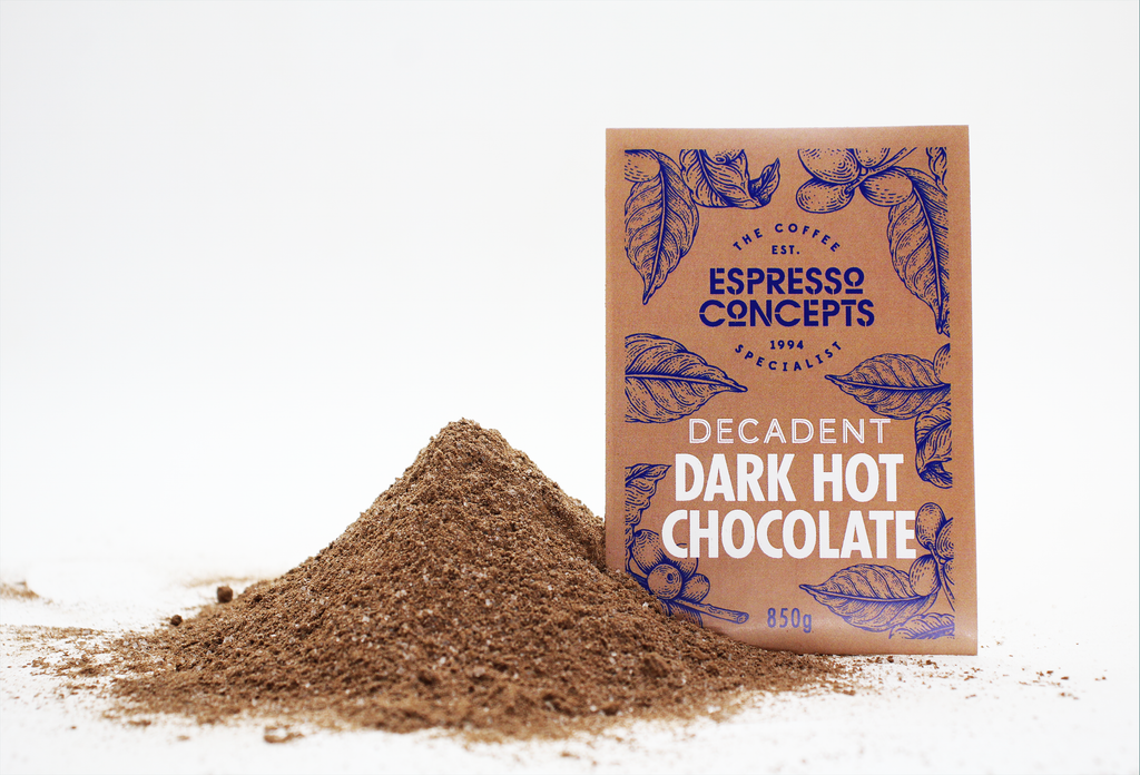 Decadent Dark Hot Chocolate 850g