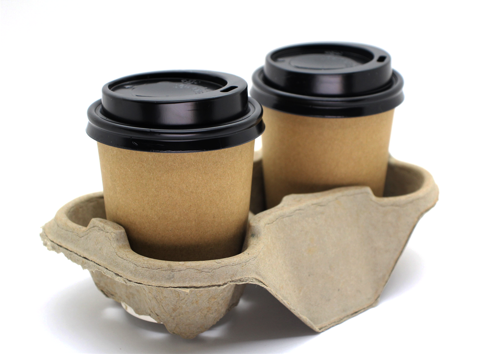 Take Away 2 Cup Holder x 180