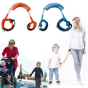 Adjustable Kids Safety Harness Wrist Leash Anti-lost Link