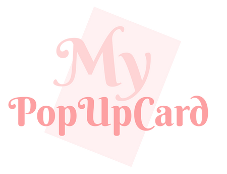 My Pop Up Card