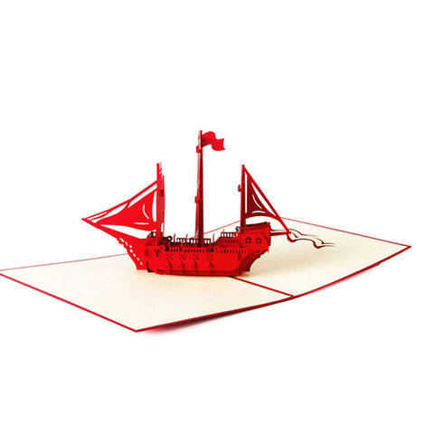 Popup Pirateship