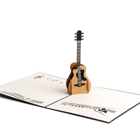 "Pop Up ""Guitar"""