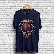 Cricket For Life 2019 Unisex T-Shirt