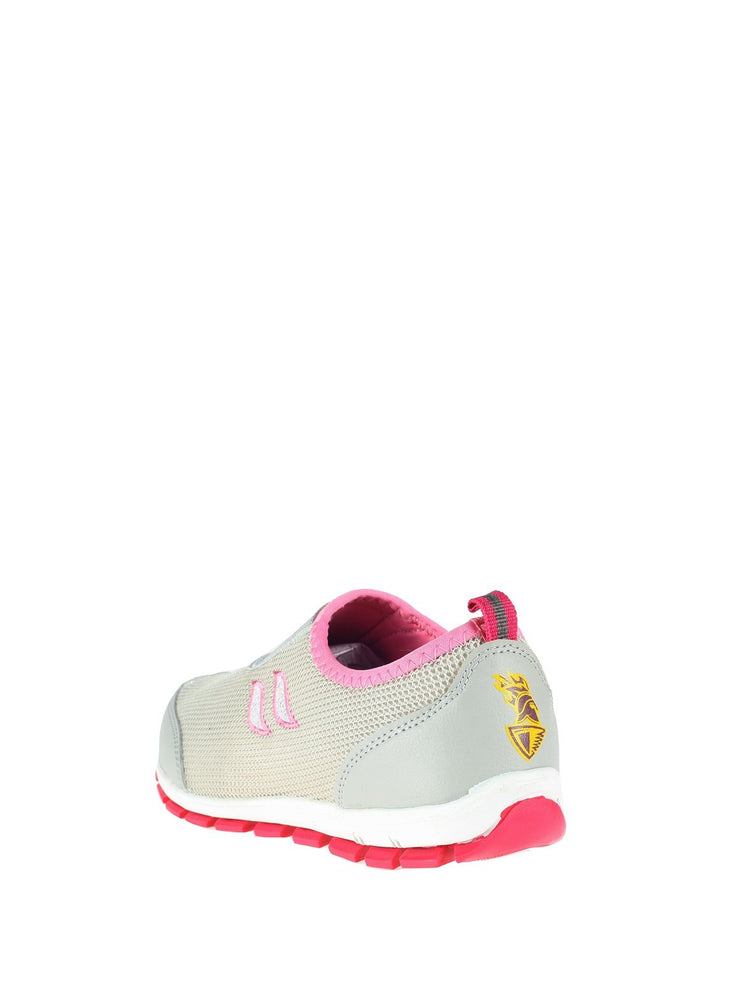 Khadims Pro Kolkata Knight Riders Women Grey Sports Activity Sneakers