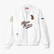 Men's KKR Official 2020 Bomber Jacket White With Customise Option