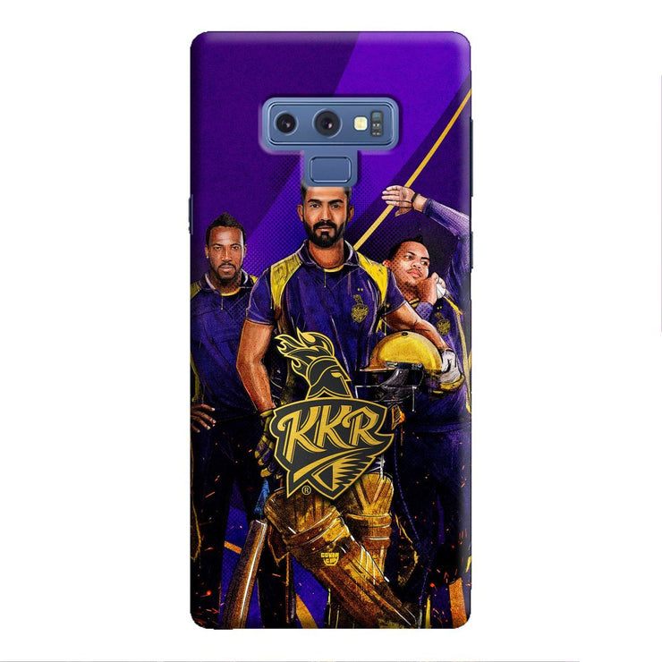 KKR Trinity 3D Galaxy Note 9 Case