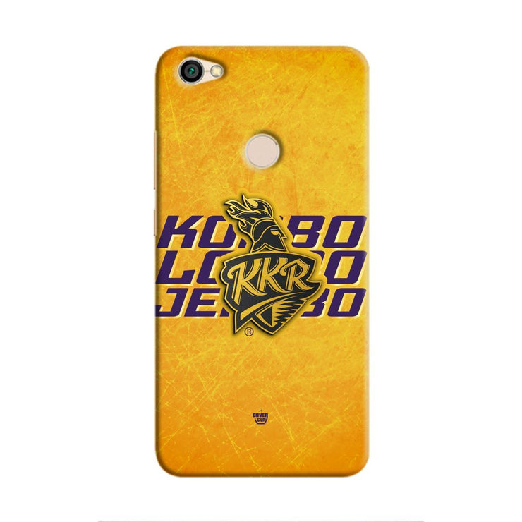 KKR Mantra 3D Redmi Note 5A Case