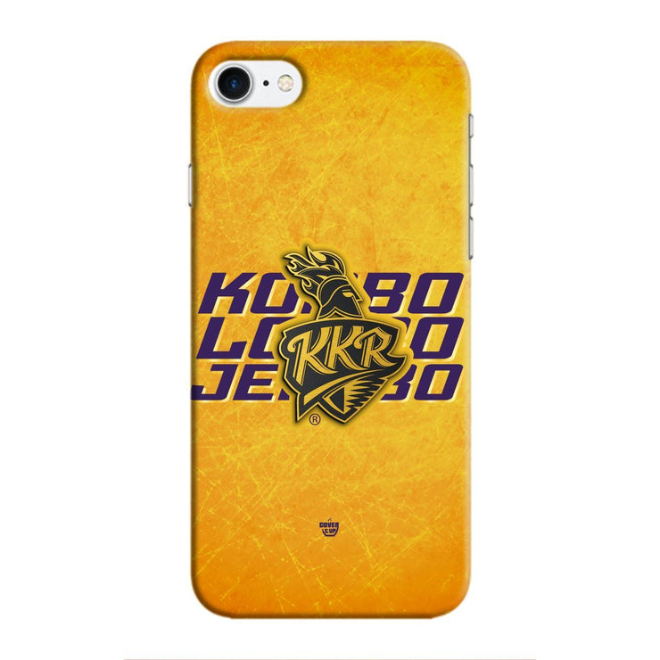 KKR Mantra 3D iPhone 8 Case