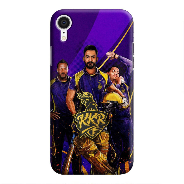 KKR Trinity 3D iPhone XR Case