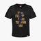 Women's KKR Official 2020 Drifit Tee Toofan Black