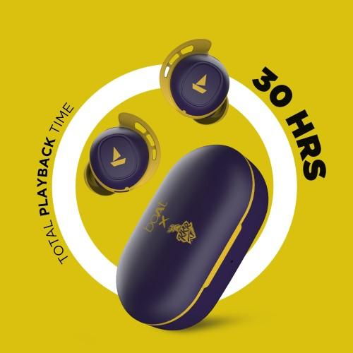 boAt Airdopes 441 TWS Ear-Buds(Thunder Purple)
