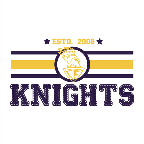 KNIGHTS Half Sleeve T-Shirt