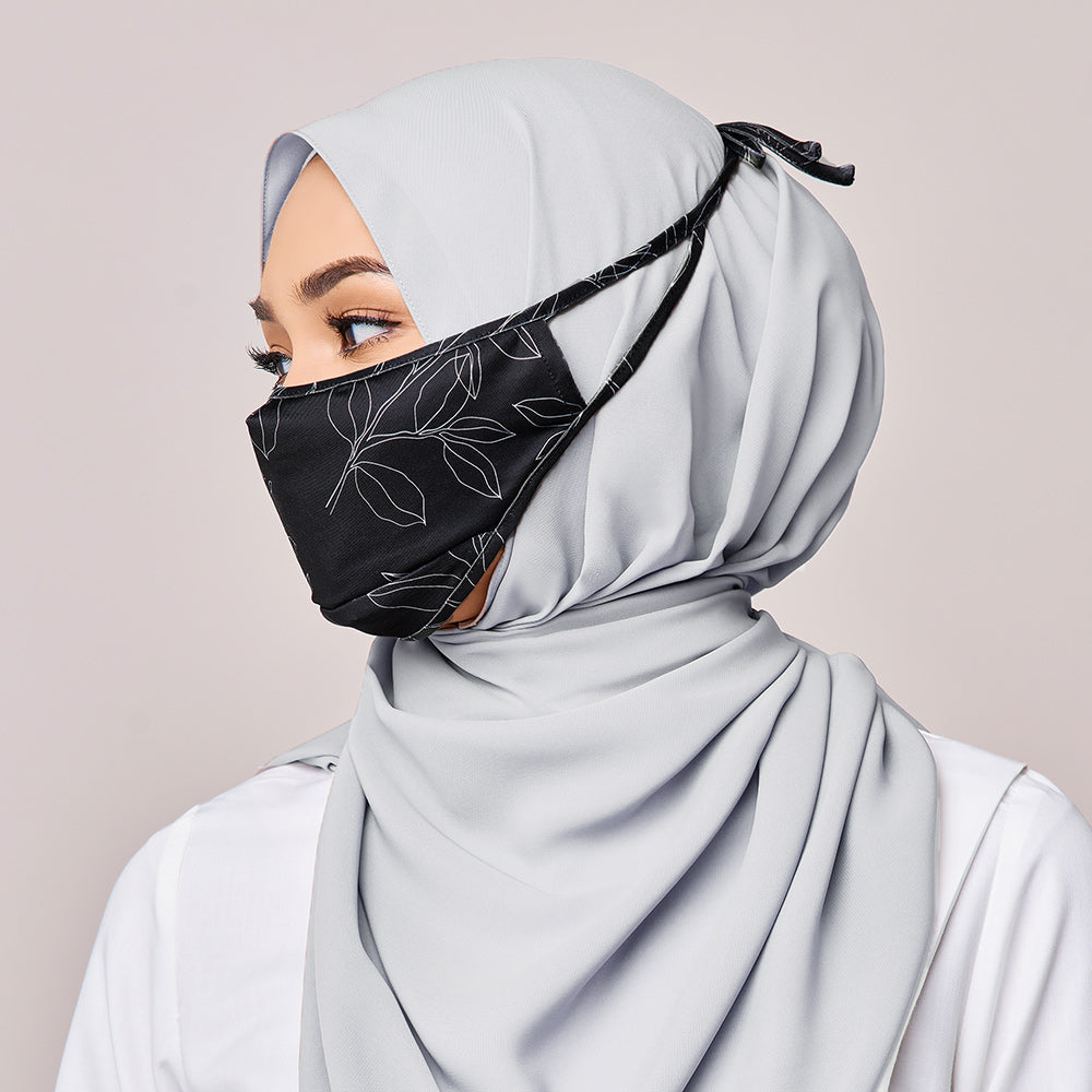 REUSABLE FACE MASK IN NIGHT