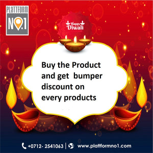 Offer wali diwali bumper discount for everyone