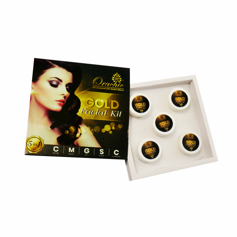 Orachic GOLD Facial Kit