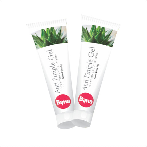Baha Anti pimple gel Combo