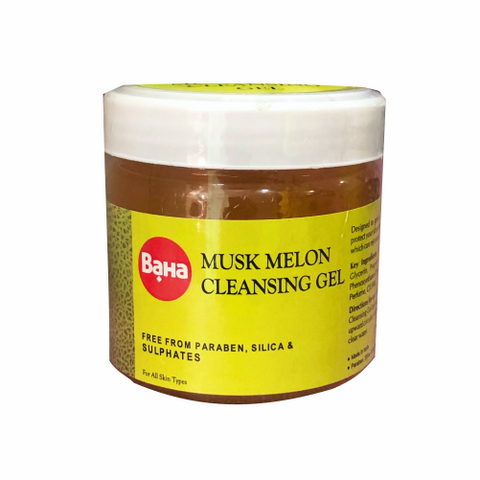 Baha Musk Melon Cleansing Gel