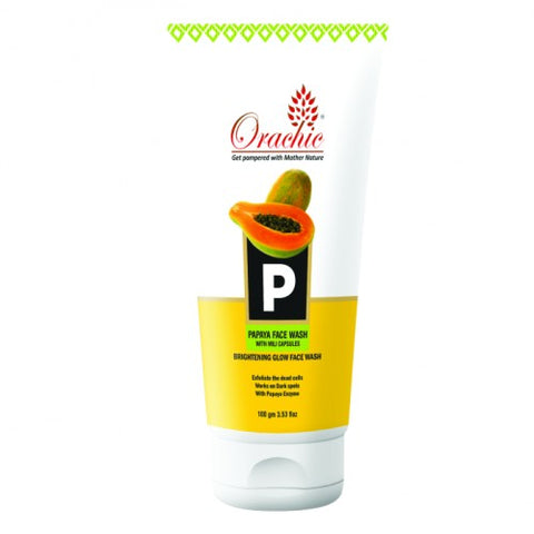 Orachic Papaya Face Wash