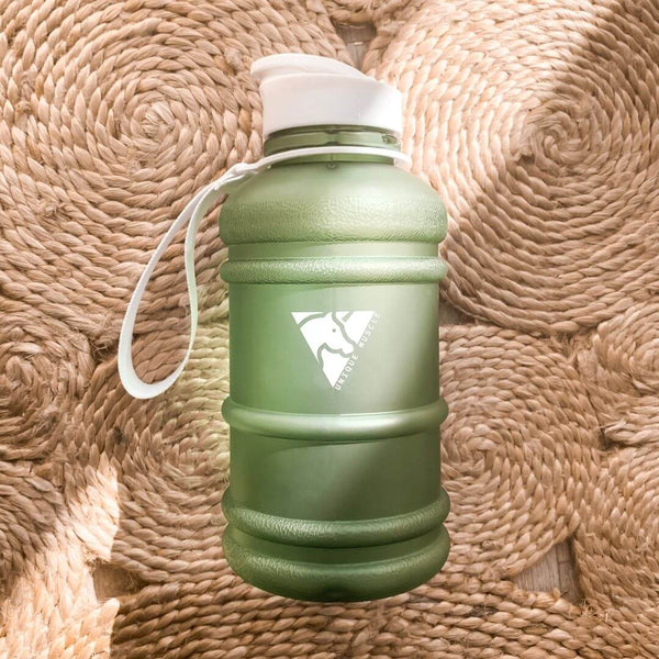 1 LITRE Unicorn Water Bottle - Unique Muscle