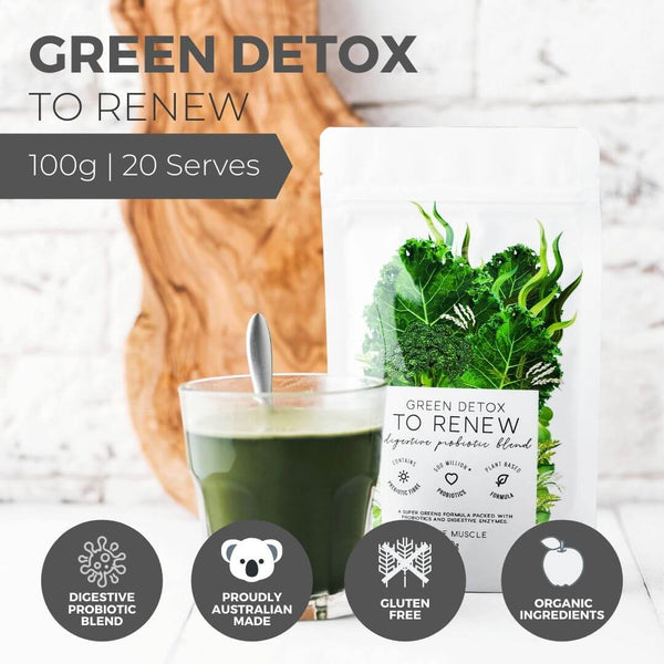 GREEN DETOX - TO RENEW