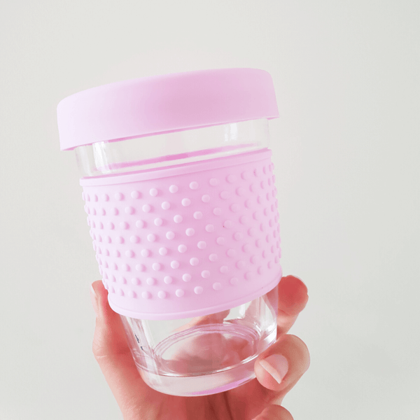 Eco Glass Travel Mugs
