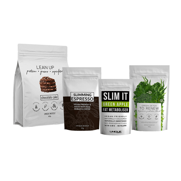Keto-Friendly Products Pack - Unique Muscle