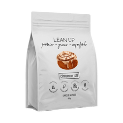 Lean Up - All in One Protein - Cinnamon Roll - Unique Muscle