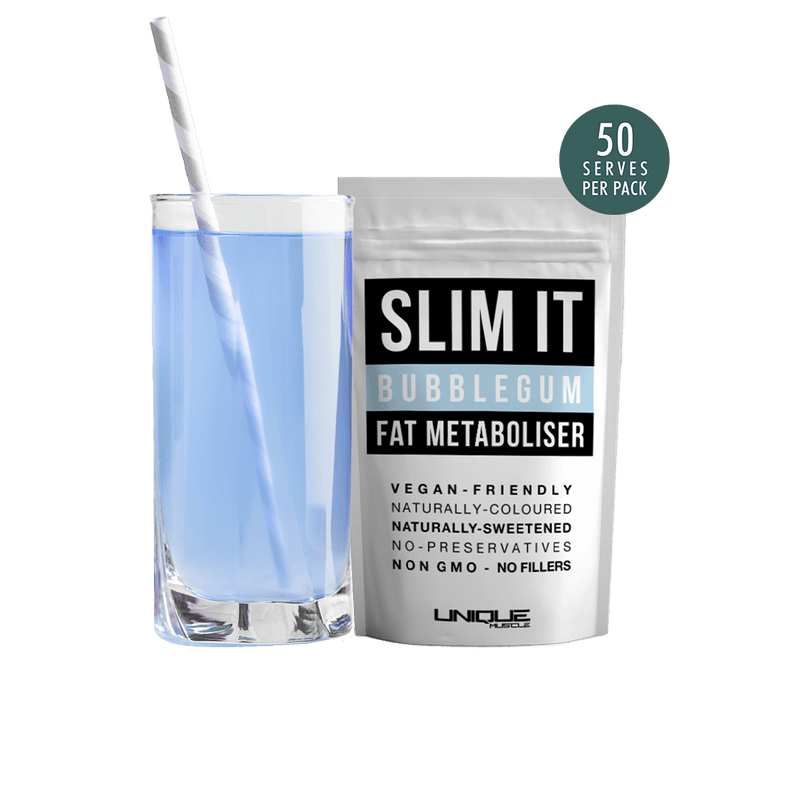 SLIM-IT-Bubblegum-Fat-Metaboliser-Weight-Loss-Unique-Muscle