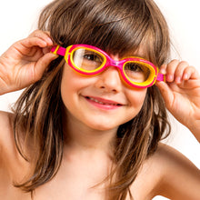 "Kids Swimming Goggles (Age 2-12) ""Junior"""