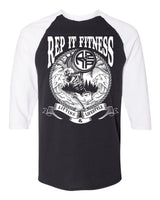 Rep It Skull Lifter 3/4 Sleeve