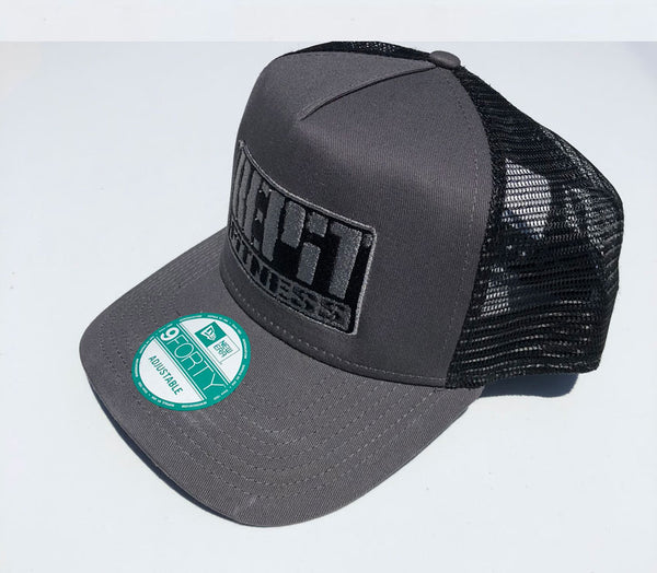 Rep It Badge of Fitness Trucker Cap