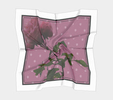 Load image into Gallery viewer, Giverny Square Scarf