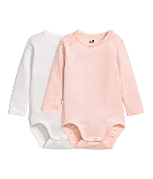 Long-sleeved Bodysuits