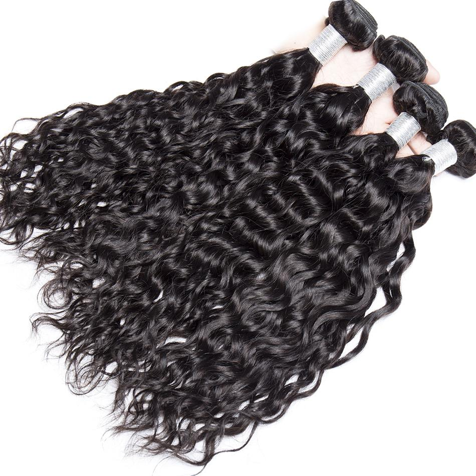 10A Water Wave Human Hair Bundle - DelaFur Wholesale