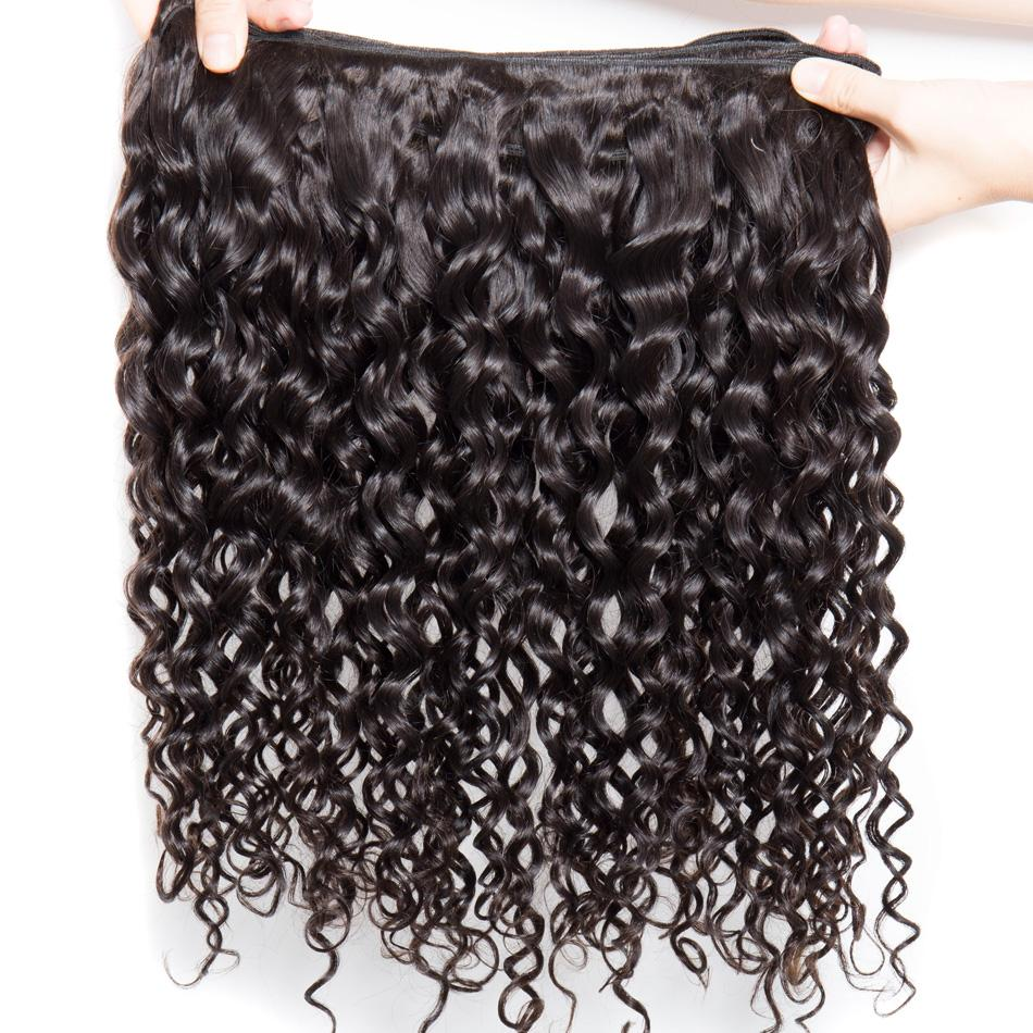 9A Water Wave Human Hair Bundle - DelaFur Wholesale