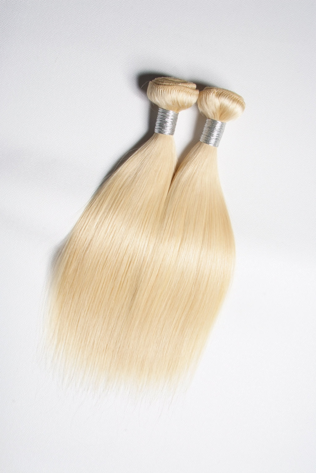 613 Blonde Straight Human Hair Bundle F413 - DelaFur Wholesale