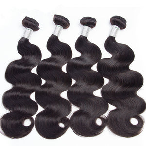 9A Body Wave Human Hair Bundle - DelaFur Wholesale