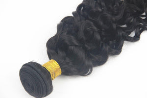 9A Jerry Curly Human Hair Bundle - DelaFur Wholesale