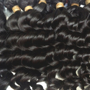 10A Loose Body Human Hair Bundle - DelaFur Wholesale